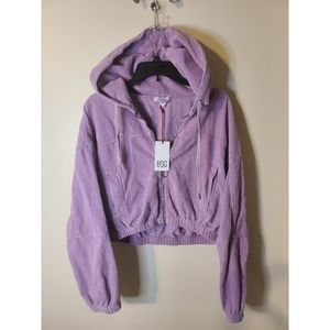 BDG Urban Outfitters Cordial Lavender Jacket [D5]
